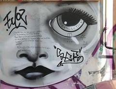 Art dans la ville - Athenes quartier Plaka. (JPH4674) Tags: dessin mur tag street art expression athenes grêce ville