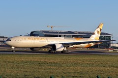 A6-ETB Etihad, Boeing 777 @ Dublin Airport 2nd February 2019 (_Illusion450_) Tags: dub dublin airport eidw dublinairport aircraft airplane airline airlines aeroplane aeroport aviation avion flughafen a6etb etihad boeing 777