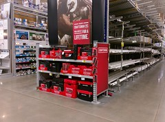 Craftsman end cap (Southaven MS Lowe's) (l_dawg2000) Tags: