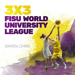 3x3 FISU World University League - 2018 Finals (FISU Media) Tags: 3x3 fiba fisu wul world university league basketball xiamen 2018
