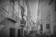 Calle en Competa (Stil Licht) Tags: axarquia competa espagna spain spanje straatbeeld streetphotography streetview