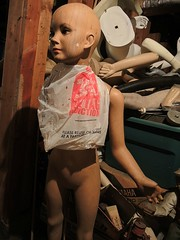 In the basement, Katonah (dw*c) Tags: mannequins mannequin model models collection collections dummies dummy picmonkey