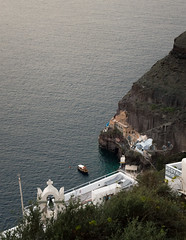 (sebrst) Tags: grèce greece santorin santorini plage beach view landscape paysage port
