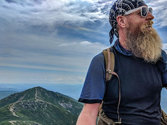 The White Mountains NH (HikerLore) Tags: mountains mountain hiking thruhiking backpacking hiker ridgeline appalachiantrail at