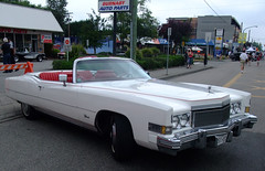 1974 Cadillac Eldorado convertible (D70) Tags: cadillac eldorado convertible spirit edmonds car show street festival burnaby british columbia canada spiritofedmondscarshowandstreetfestivalburnaby britishcolumbia 1974
