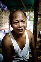 Portrait Of A Burmese Gentleman (El-Branden Brazil) Tags: myanmar burma burmese portrait buddhist southeastasia asian asia