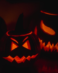 -Lanterns (simeon_sk) Tags: 2018 autumn carving europe glasgow halloween jackolanterns october pumpkins scotland tikvi uk island
