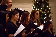 Happy Holidays-1266 (Sweet Briar Photos) Tags: vespers concert music chapel memorialchapel happyholidays sing singing choir