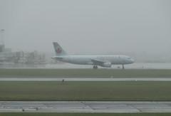 2018-09-10_10-17-24 Air Canada Airbus C-FDSU (canavart) Tags: pearsoninternational torontopearson toronto rainy airport fog mist cyyz aircanada airbus a320211 cfdsu
