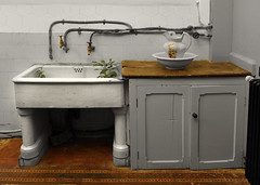 Kitchen sink (Capt' Gorgeous) Tags: insolecourt llandaff cardiff house stately manor gothic
