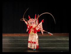 Chinese Opera 8 (listera_ovata) Tags: chineseopera çin culture folk kültür stage art stagephotography olympusem10mkiii zhejiangwu şefikakutluerfestival2018 m43 people opera