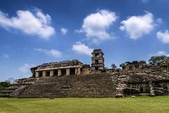 Palenque. Chiapas, México. April 2017. (McHerbert) Tags: palenque zonaarqueológica chiapas maya mayancity ciudadmaya mayanruins mayan mexico mayas ruinas ruins