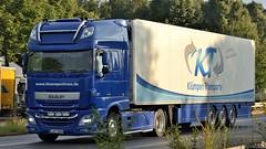 D - Klümpen Transporte DAF XF 106 SSC (BonsaiTruck) Tags: kt klümpen daf lkw lastwagen lastzug truck trucks lorry lorries camion caminhoes