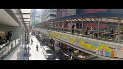 people in the city (Steve only) Tags: horizon 202 mc arsat 2828 28mm f28 kodak color plus 200 film epson gtx970 v750 snap peopleinthecity