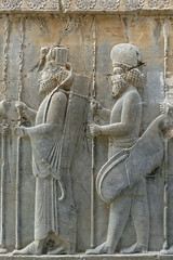 005 Hundred Column Hall (Sedsetoon), North Doorway, Persepolis  (6).JPG (tobeytravels) Tags: artaxerxes xerxes ahurmazda alexanderthegreat