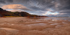Ceannabeinne beach uk (donnnnnny) Tags: ceannabeinne beach scotland northcoast sand tideout