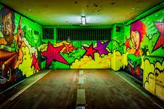Mural garaje 3 (Garimba Rekords) Tags: mural murales arteurbano vitoria gasteiz vitoriagasteiz eh euskadi euskalherria basque country pais vasco araba álava garaje