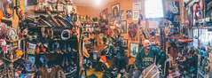 A Shoemaker's Shop (freyavev) Tags: craftsman handicraft artsandcrafts shoemaker panorama indoor indoors shop people mikasniftyfifty vsco shoes interior belgrade beograd serbia srbija canon canon700d