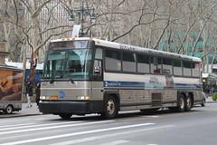 IMG_3832 (GojiMet86) Tags: mta nyc new york city bus buses 2007 d4500cl 4302 sim31 42nd street 5th avenue