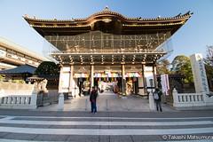 Narita-san Shinsho-ji Temple (takashi_matsumura) Tags: naritasan shinshoji temple narita chiba japan ngc nikon d5300 成田山 新勝寺 architecture afp dx nikkor 1020mm f4556g vr
