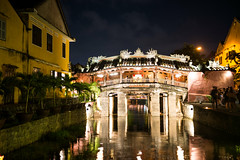 Japanese Bridge Hoi an (aehnattapol) Tags: vietnam asia bridge japanese ancient heritage old traditional landmark unesco vietnamese culture architecture hoi travel water indochina town hoian history channel river typical world famous place reflection stones city historic boat chinese destination tourism hanoi outdoor lake night building viet attraction covered asian japan tourist touristic vacation landscape war sunset