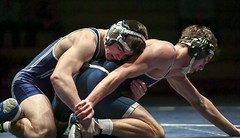 DSC_5625 (K.M. Klemencic) Tags: hudson high school wrestlings explorers twinsburg tigers suburban league ohio ohsaa