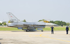Royal Thai Air Force 87705 General Dynamics F-16A (Kan_Rattaphol) Tags: f16 ratf royalthaiairforce thaiairforce airforce 87705 aircraft airplane dmk vtbd