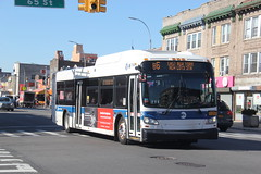 IMG_4781 (GojiMet86) Tags: mta nyc new york city bus buses 2015 xd40 7144 b6 bay parkway 65th street