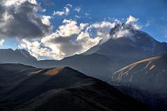 Kazbek (finkel1024) Tags: kazbek georgia clouds