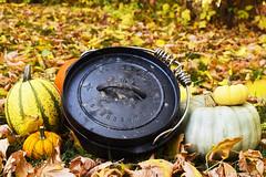 Barebones Dutch Oven (UtahScouts) Tags: pumpkin dutchoven barebones voiceofscouting thanksgiving fall recipes