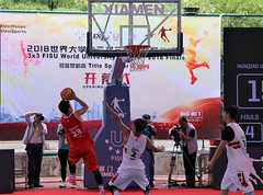 3x3 FISU World University League - 2018 Finals 277 (FISU Media) Tags: 3x3 basketball unihoops fisu world university league fiba