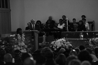 Mayor Bowser Delivers Remarks at Dr. Janette Hoston Harris' Funeral