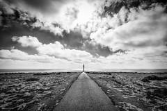 Faro de Barbaria, Formentera (Galería de Rafa Danta) Tags: landscape mediterranean formentera blackandwhite bw clouds