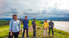 The Gang (A'Agung) Tags: hill papua sentani jayapura beautiful scenery people indonesia z5c sony