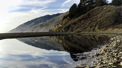 Sourthern Tip (Joe Josephs: 3,166,284 views - thank you) Tags: bigsur california californiacoast californialandscape pacificcoasthighway pacificocean travel travelphotography westcoast scenic waterreflection hillside landscapephotography