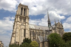Notre-Dame Cathedral (Jason Bradley Douglas) Tags: europe france paris cathedral