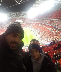It was great to be able to take over 20 diffrent families to the #ENGvUSA match last night. https://t.co/pLrdfLdF38