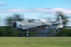 DSC_0778 (CEGPhotography) Tags: 2018 harvard snj t6 texan airshow aviation culpeper culpeperairfest flight trainer virginia