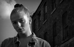 Friday (plot19) Tags: friday love light liv olivia family fashion fasion face daughter nikon north northern northwest now new britain british blackwhite blackandwhite england english plot19 photography portrait teenager manchester model