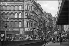 Corporation Street Christmas 1964/65 (geoff7918) Tags: corporationstreet newstreet stephensonplace lewiss rackhams edwardgrey ca december1962 jeanwilson