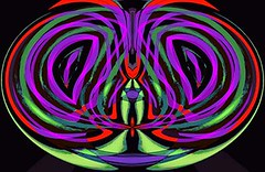 Political Confusion (Kombizz) Tags: kombizz kaleidoscope experimentalart experimentalphotoart photoart epa samsung samsunggalaxy fx abstract pattern art artwork c498 green black red purple politicalconfusion political confusion politics