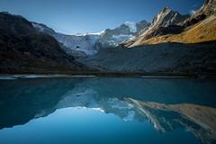 Glacier de Moiry, Suisse (mgirard011) Tags: grimentz wallis suisse ch nature through the lens naturethroughthelens