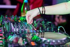 Greta Tedeschi @ CocoLocoBeach (BryzePhoto) Tags: dj gretatedeschi party cocoloco cocolocobeach trefontane sicily italy music live art emotions moment night summer