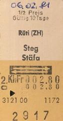 "Bahnfahrausweis Schweiz • <a style=""font-size:0.8em;"" href=""http://www.flickr.com/photos/79906204@N00/45407014984/"" target=""_blank"">View on Flickr</a>"
