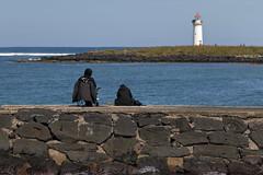 Anglers (blachswan) Tags: portfairy portfairypelagic pelagicboattrip pelagics southernocean southernexplorer continentalshelf ocean anglers griffithsislandlighthouse lighthouse portfairylighthouse moyneriver