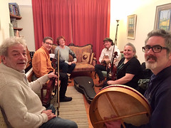 Govannen Xmas Concert Rehearsal (unclechristo) Tags: govannen chrisconway danbritton cathylesurf rogerwilson