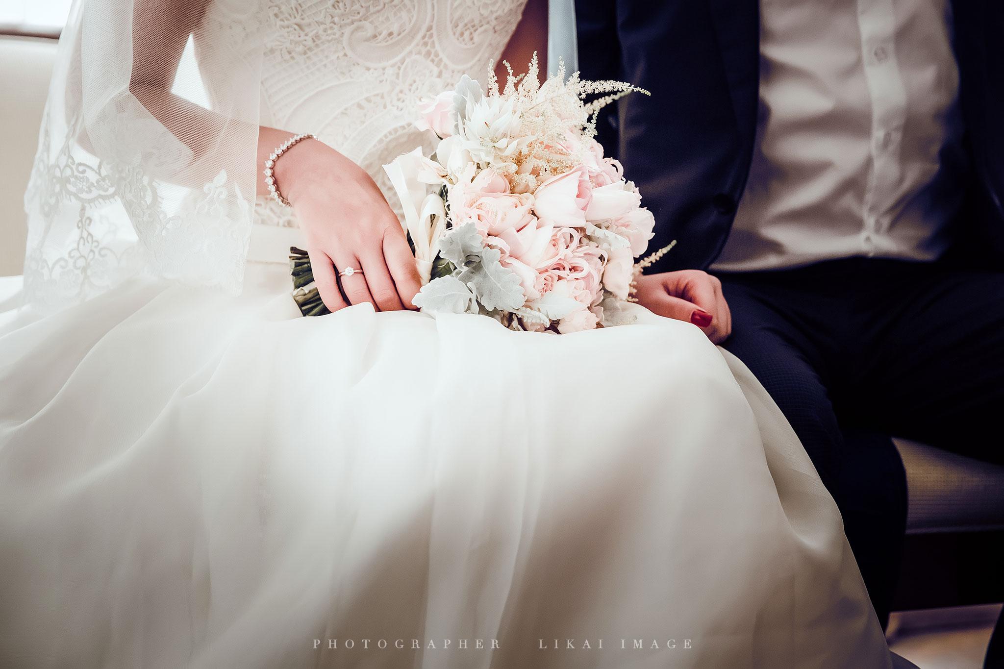 婚禮紀錄 - Ivory & Peter - 文華東方酒店