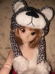 A New Hat (Lurkz D) Tags: doll dollfiedream vinyl custom spunky lurker volks dd