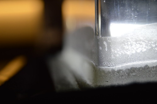 Ice crystals and the Cloud Chamber