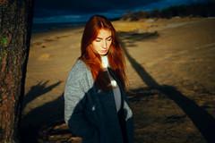 Diana (Mihail kretsul) Tags: sonya7ii sony sonya7 a7ii a7 samyang samyang35mm sea beach blue red 35mm f14 shadows ilce7ii ilce7m2 samyang35
